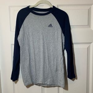 Adidas | Boys | Long Sleeve Shirt